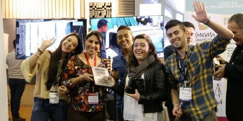 M.47, ganador del Concurso Universitario TecnoTelevisión