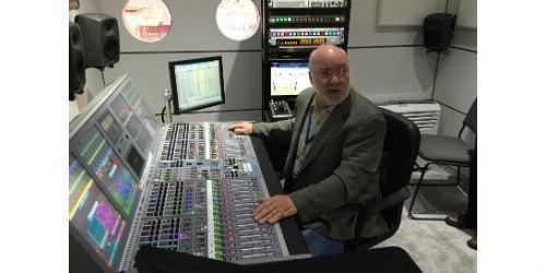 Conozca la producción de audio en los Juegos Olímpicos